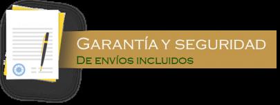 Garantia y Seguridad de Envios Incluidos